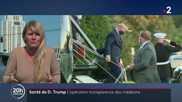 Donald Trump : ses médecins ont pris la parole sur son état de santé