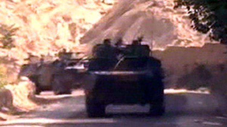 Soldats français en Afghanistan (France 2)