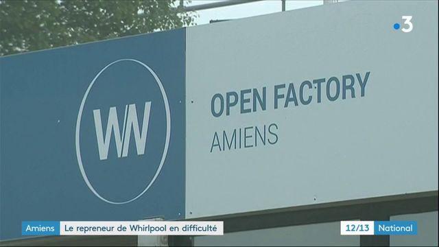 Whirlpool : un an après la reprise du site, l'usine d'Amiens placée en redressement judiciaire