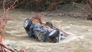 Inondations : les habitants du Gard et de l'Hérault face à des scènes de désolation (FRANCE 3)