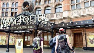 Harry Potter et l'enfant maudit  (Jeff Blackler/Sipa)