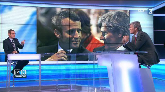 Le Foll sur Macron