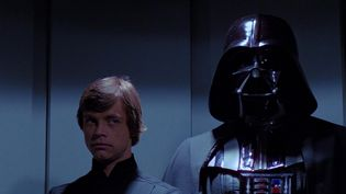 Luke Skywalker et son père, Dark Vador, dans la saga Star Wars. (TWENTIETH CENTURY FOX)