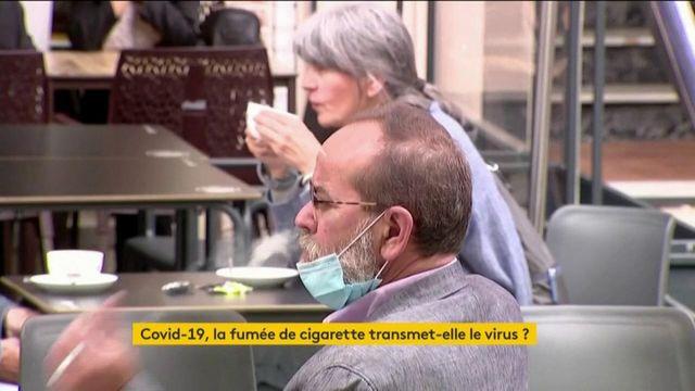 La fumée de cigarette transmet-elle le coronavirus ?
