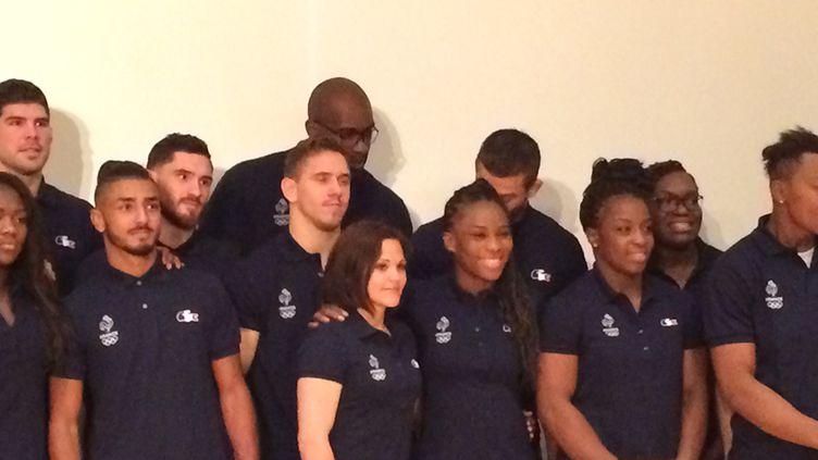 L'équipe de France de judo sélectionnée pour les Jeux de Rio