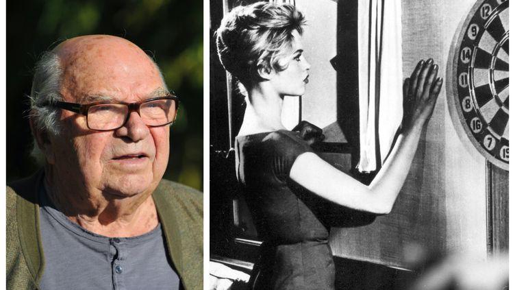 """Jacques Dessange a coiffé Brigitte Bardot pour """"Et Dieu créa la femme"""" (ALAIN JOCARD / AFP //  SUNSHINEPHOTO/MAXPPP)"""