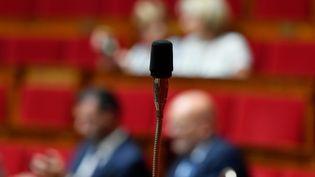 L'élection pour la succession de Richard Ferrand à la présidence du groupe LREM de l'Assemblée aura lieu mardi 17 septembre à 10h (Photo d'illustration). (JULIEN MATTIA / LE PICTORIUM / MAXPPP)
