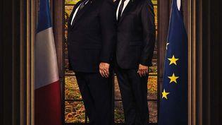"""Cinéma : Nicolas Sarkozy et François Hollande mis en scène dans la comédie """"Présidents"""" (Film Présidents)"""