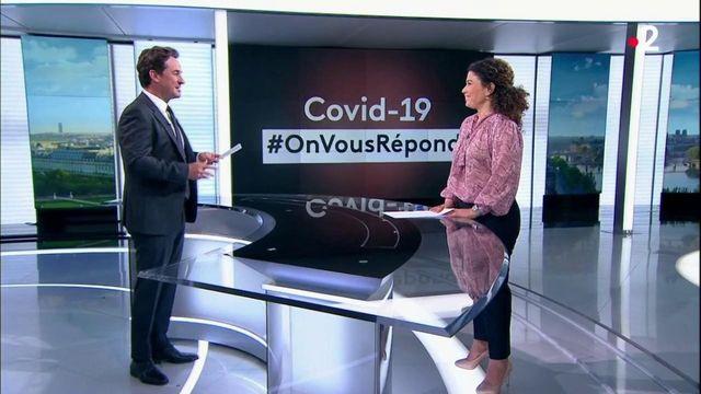 #OnVousRépond : une personne contaminée par le coronavirus au début de l'épidémie est-elle encore contagieuse ?