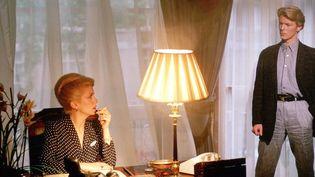 """Catherine Deneuve et David Bowie dans """"Les Prédateurs"""" de Tony Scottdiffusé lundi à 0h55 sur France 2  (Kobal / The Picture Desk)"""
