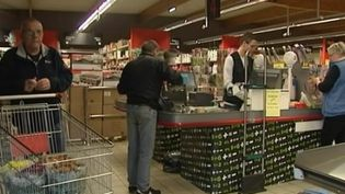 Un patron de supermarché agressé par des individus armés. (CAPTURE D'ÉCRAN FRANCE 3)