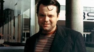 Orson Welles le 1er mai 1950 (MARY EVANS/ AF ARCHIVE / SIPA)