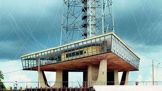 """Exposition photos """"Brasilia. Tour de télévision Brasilia 2012"""" de Vincent Fournier  (Vincent Fournier)"""