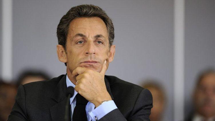 Plusieurs membres de la majorité suggèrent ouvertement l'idée de primaires à droite. (AFP/Eric Fefferberg)