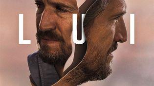 """Affiche du film """"Lui"""", de Guillaume Canet, octobre 2021 (TRÉSOR FILMS – PATHÉ FILMS – TF1 FILMS PRODUCTION – CANÉO FILMS – ARTÉMIS PRODUCTIONS)"""