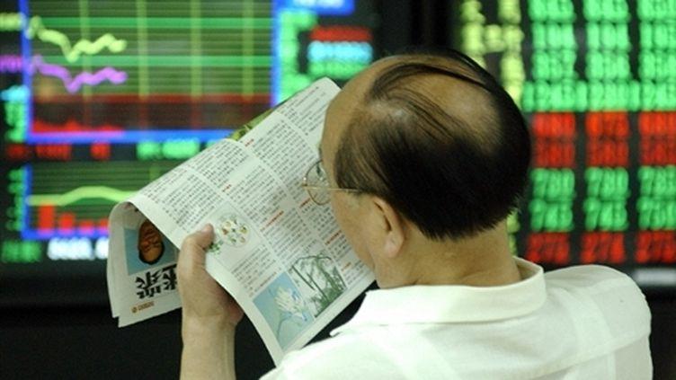 La presse économique, un marché qui a le vent en poupe. (AFP/Sam Yeh)