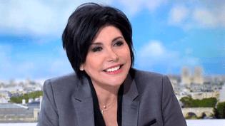 Liane Foly invité des Cinq dernières minutes mardi 29 mars 2016.  (France 2)