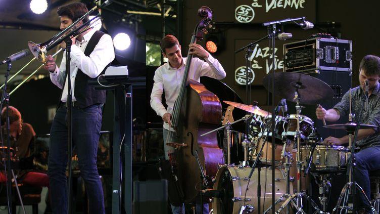 Uptake le 11 juillet 2015 sur la scène de Jazz à Vienne  (Jean-François Lixon)