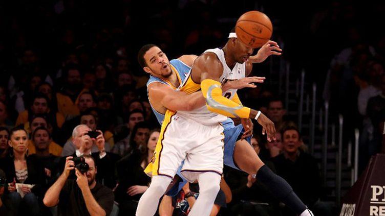 Encore secoués à domicile, les Lakers en sont quittes pour une 3e défaite d'affilée en NBA