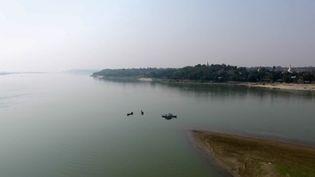 L'Irrawaddy, un fleuve qui traverse la Birmanie. (CAPTURE ECRAN FRANCE 2)