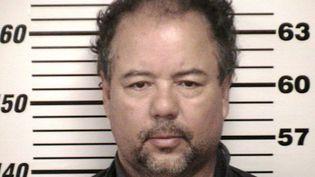 Ariel Castro, condamné à la prison à vie pour avoir enlevé, séquestré et violé trois femmes pendant une décennie à Cleveland (Ohio, Etats-Unis), le 1er août 2013. (CUYAHOGA COUNTY SHERIFF'S OFFICE / AFP)