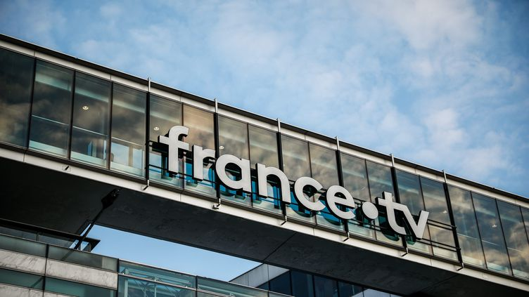Le siège de France télévisions, le 19 mars 2019. (MAXPPP)