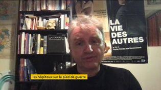 Eric Maury (FRANCEINFO)