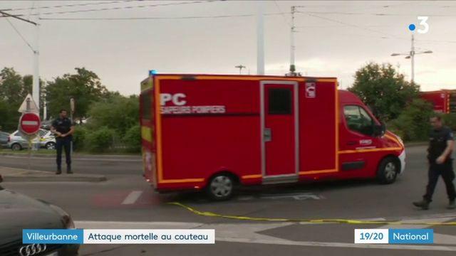 Villeurbanne : une attaque au couteau fait un mort et plusieurs blessés