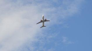 Selon un sondage publié samedi 28 mars 2015, les Français considèrent que l'avion reste un moyen de transport sûr. (FELIX SARMIENTO / NOTIMEX / AFP)