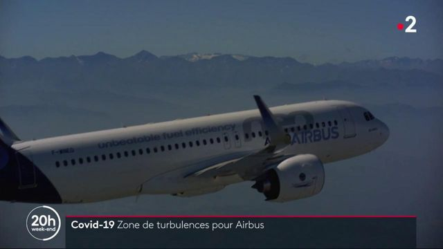 Covid-19 : zone de turbulences pour Airbus