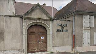 Le palais de justice de Cusset dans l'Allier. (GOOGLE STREET VIEW)