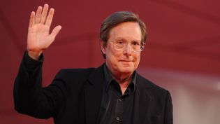 "William Friedkin à la Mostra de Venise en 2011 pour la présentation de son film ""Killer Joe""  (TIZIANA FABI/AFP)"