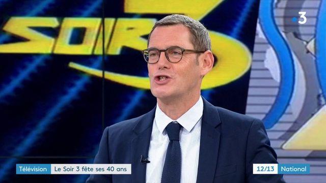 Télévision : le Soir 3 fête ses 40 ans