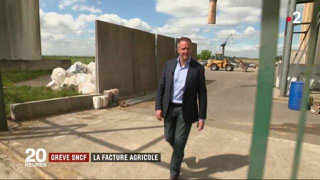 Grève SNCF : une perte pour l'agroalimentaire
