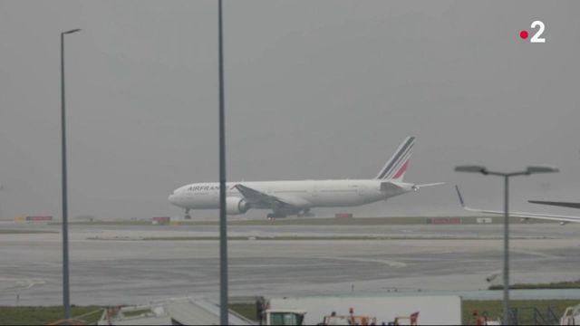 Crise sanitaire : l'aéroport Roissy-Charles-de-Gaulle fait grise mine
