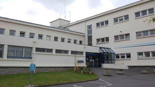 L'hôpital de Quimperlé (Finistère), photographié en 2007. (MAXPPP)