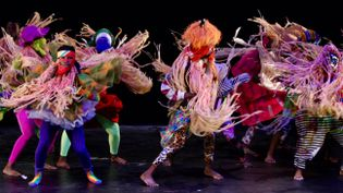 """The QDance Company présente sa nouvelle création""""Re:Incarnation"""" à la Biennale de la danse de Lyon (Jean Couturier)"""