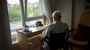 Certaines associations demandent la légalisation de l'assistance sexuelle pour les personnes handicapées. (JEFF PACHOUD / AFP)