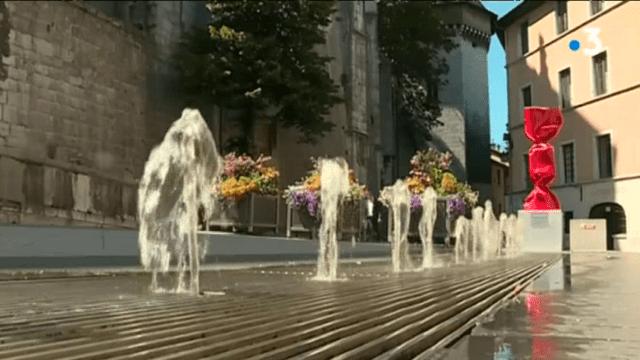 Les Bonbons de Laurence Jenkell à Chambéry