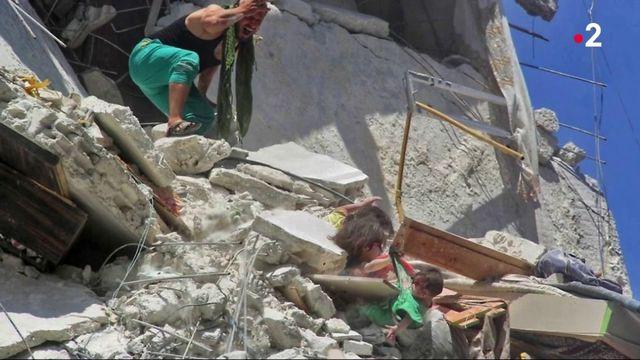 Syrie : 750 civils tués depuis fin avril dans la région d'Idlib