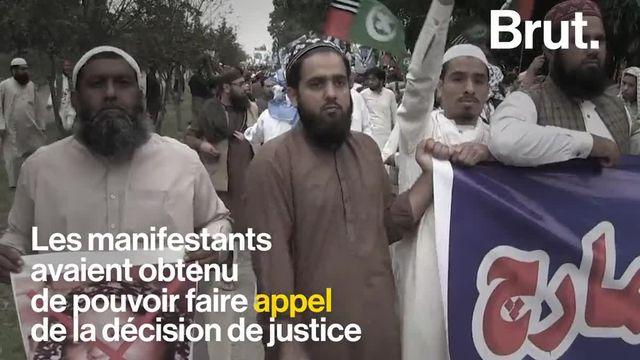 De nombreux manifestants s'étaient farouchement opposés à sa libération. La justice a eu le dernier mot.