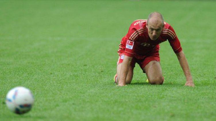 Le Néerlandais Arjen Robben