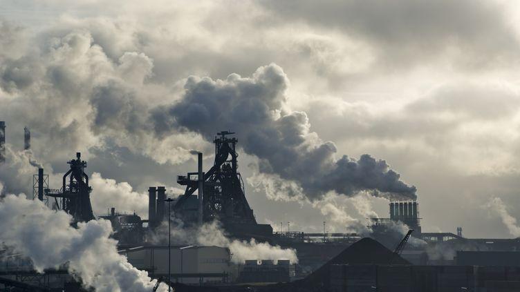 La concentration de gaz à effet de serre a franchi un nouveau record en 2012, révèle l'Organisation météorologique mondiale le 6 novembre 2013. (JAAP HART / GETTY IMAGES)