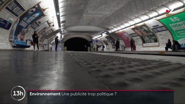 Environnement : une publicité de Greenpeace trop politique ?