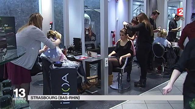Nouvel an : le grand rush dans les salons de coiffure