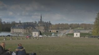 Chantilly (FRANCEINFO)