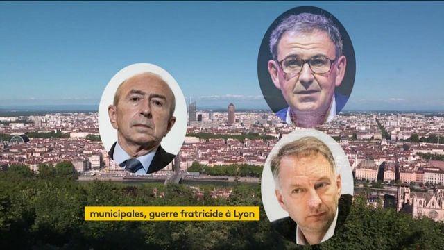 Municipales : guerre fratricide à Lyon