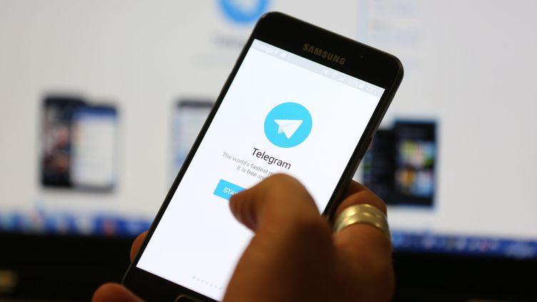 Trois mineurs de 14 et 15 ans ont été condamnés pour avoir échangé avec le jihadiste français Rachid Kassim sur la messagerie cryptée Telegram. (MAXPPP)