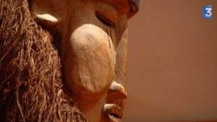 """""""Afrique, collection croisées"""" au musée d'art moderne  (Culturebox)"""