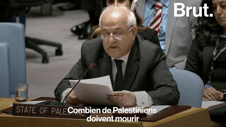 VIDEO. Gaza : le Conseil de Sécurité de l'ONU s'est réuni (BRUT)